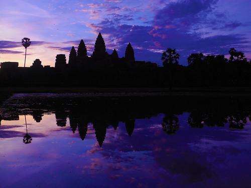 Sunrise- Angkor Wat, Cambodia