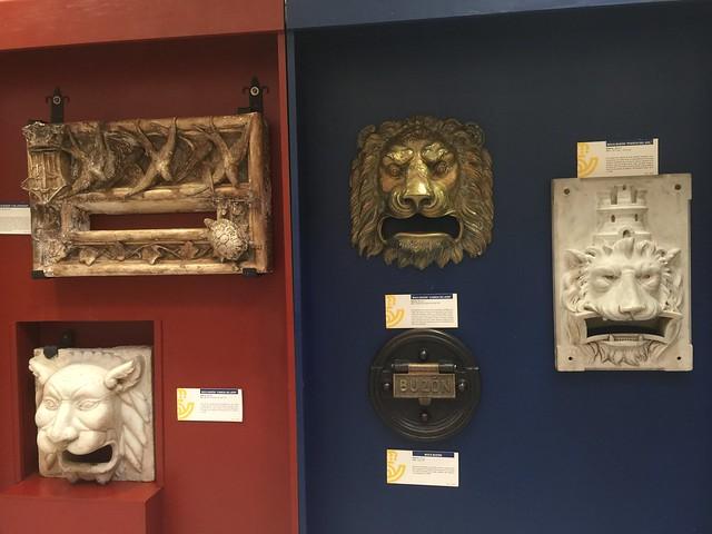 Colección de buzones del Museo Postal y Telegráfico (Madrid)