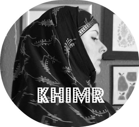 khimr hijab free sewing pattern tutorial
