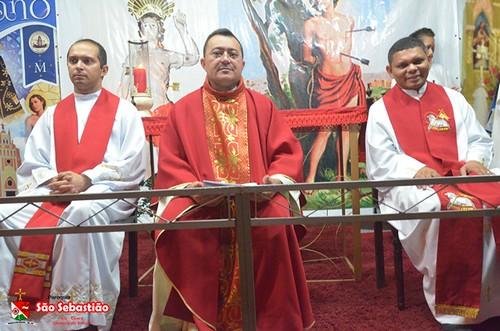 10º dia de festa em honra a São Sebastião