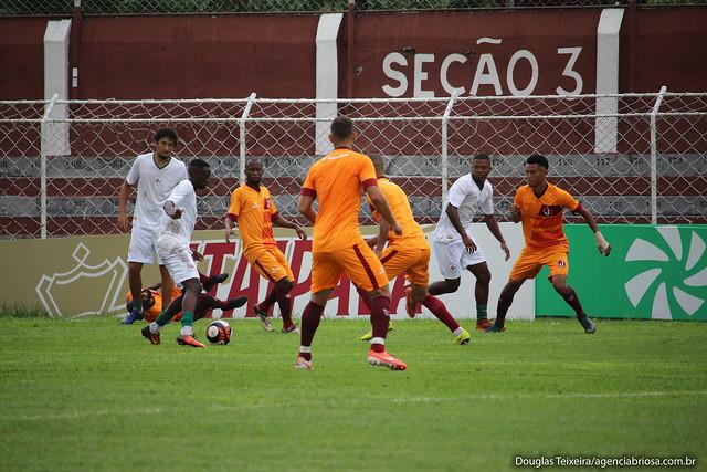 Jogo-treino: Juventus 1 x 1 Portuguesa Santista