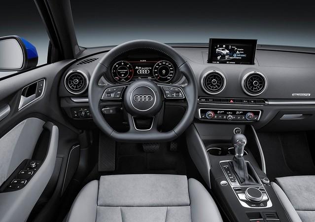 Audi A3 Sedan 2017 2