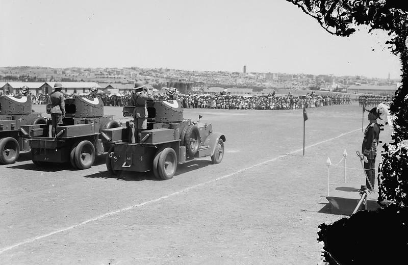 Rolls-Royce-AC-1920mk1-RAF-arrival-of-wauchope-palestine-1931-gf-1