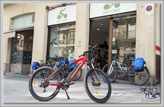 Camino de Santiago por Bilbao con Urban Bike 15