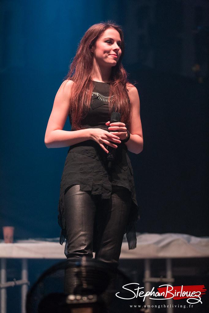 Jennifer Haben - BEYOND THE BLACK @Le Zenith Paris | Flickr  Jennifer Haben ...