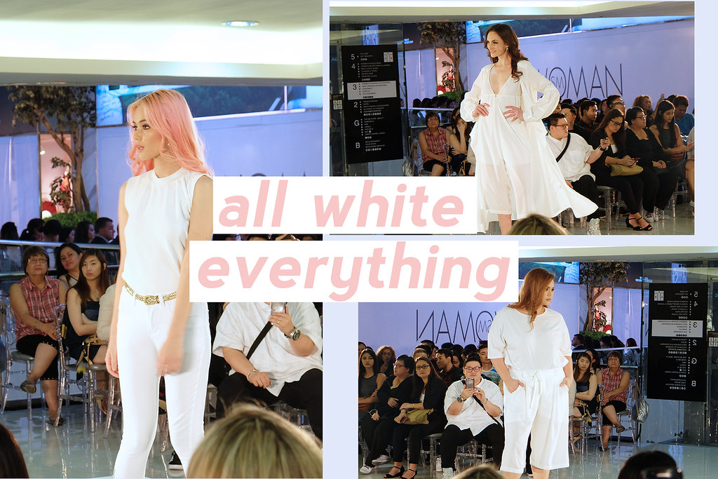 Patty Villegas - The Lifestyle Wanderer - SM Woman - Spring Summer 2017 - All White Everything