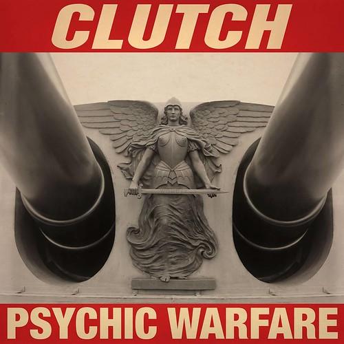Psychic Warfare by Clutch