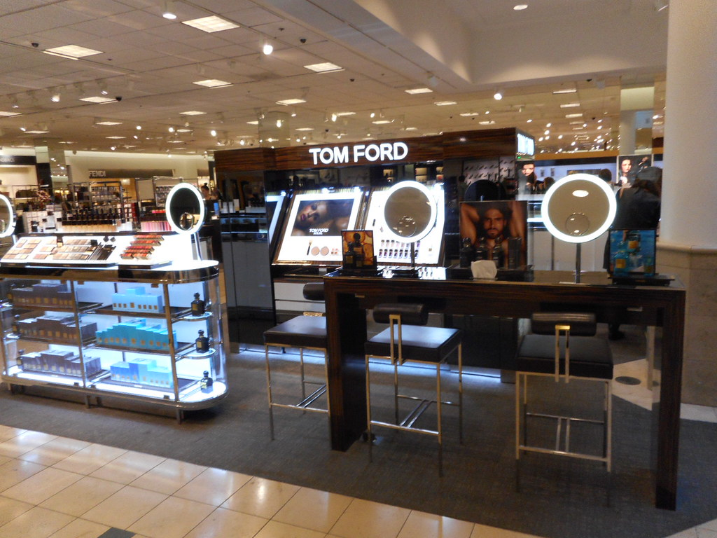 Tom Ford Make-up in Cosmetic Department at Nordstrom at Be ...