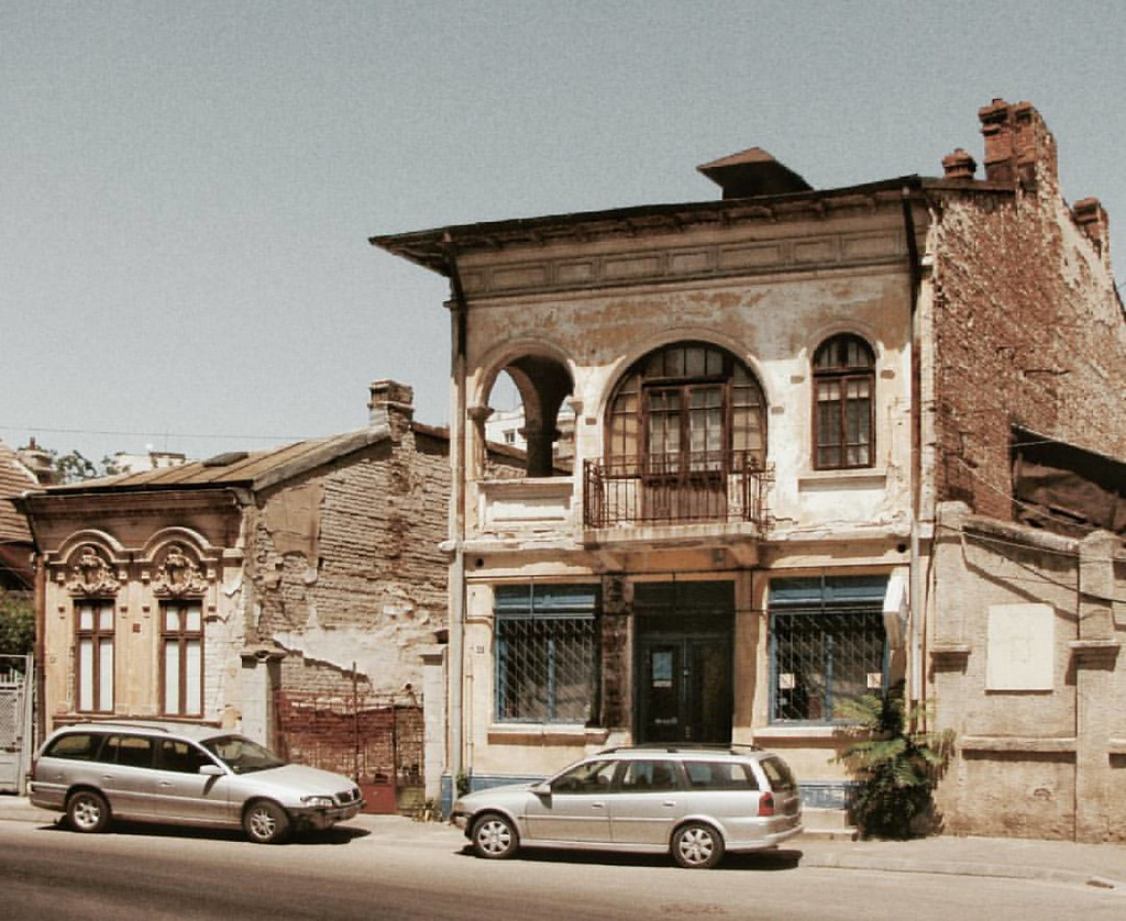Century old houses in the former lema tre slum bucharest flickr - What houses romanians prefer ...