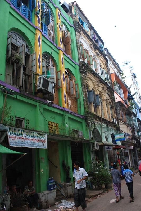 Янгон, Мьнма