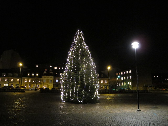 friday, the day before christmas, karlskrona