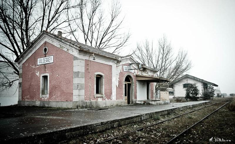 Estación de Valderrey