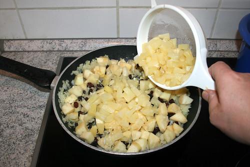 32 - Ananas dazu geben / Add pineapple