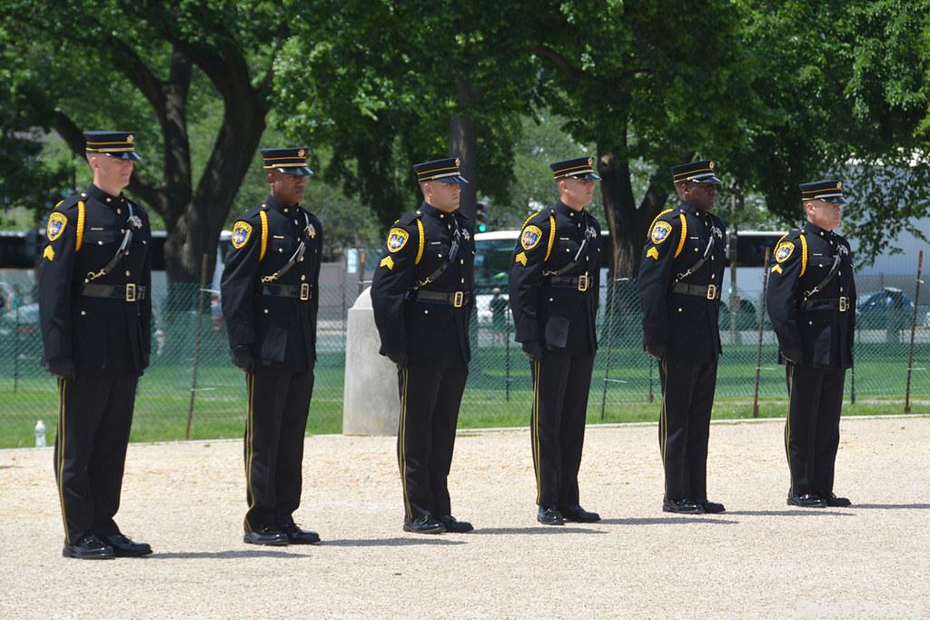 133 National Police Week - Calcasieu Parish (LA) Sheriff