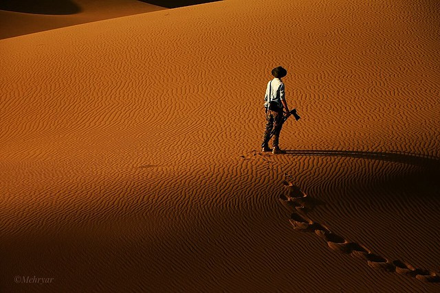 Iran - Maranjab #Desert
