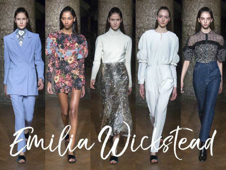 emiliawickstead aw17 fashion show