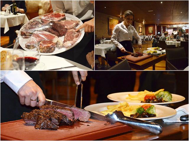 Brunelli's Steakhouse, Punta Brava, Tenerife Montage 3
