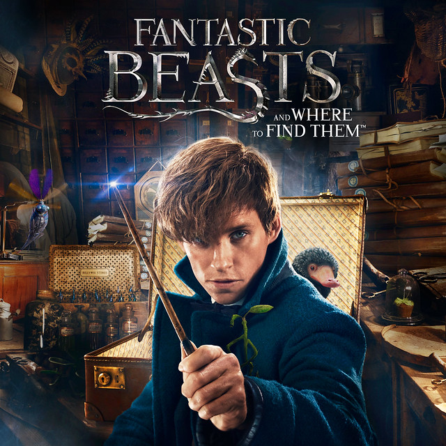 Fantastic Beasts and Where to Find Them (plus Bonus Features)