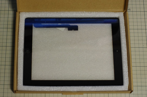 iPad 3 Repair Touch Panel