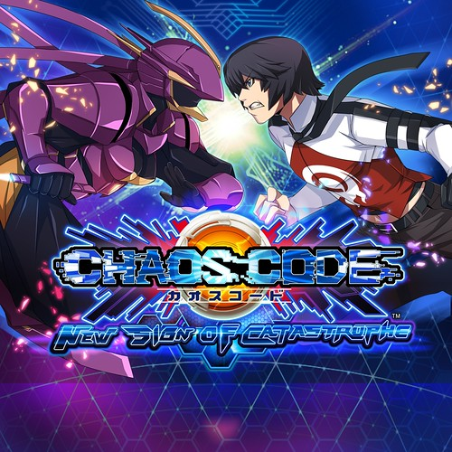 Chaos Code -New Sign of Catastrophoe-