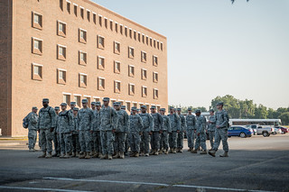 Texas State Guard Basic Training I | by Texas Military Department