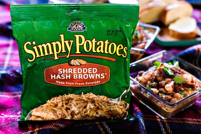 chuckwagon beans #simplypotatoes