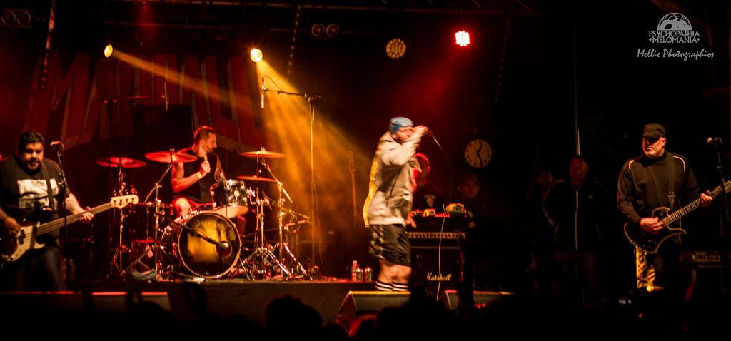 Madball @Motocultor Festival 2015, Saint-Nolff 14/08/2015