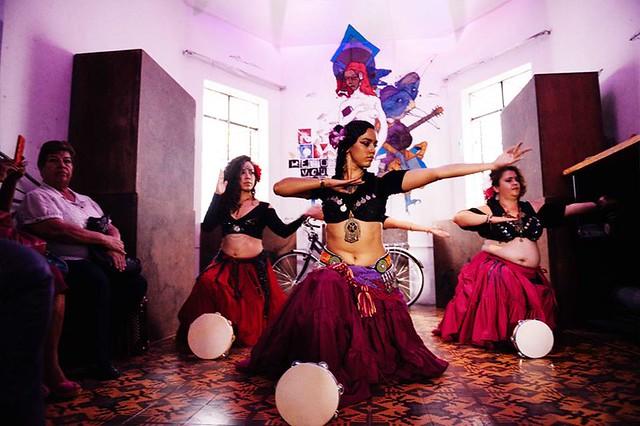 La Danza de la Diosa _Show 3