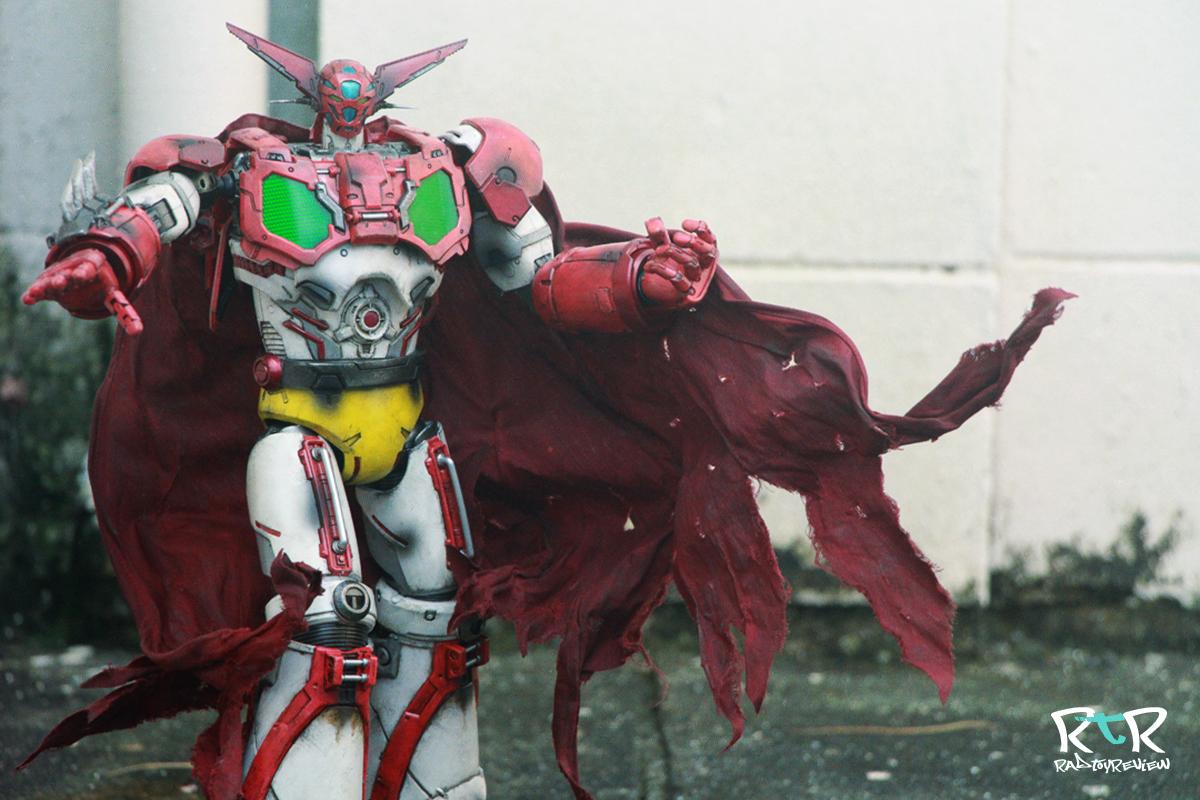 Review Threezero Getter Robo Rad Toy Review