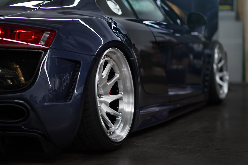 Bagged audi r8 bodenr8 boden autohaus www for Boden autohaus