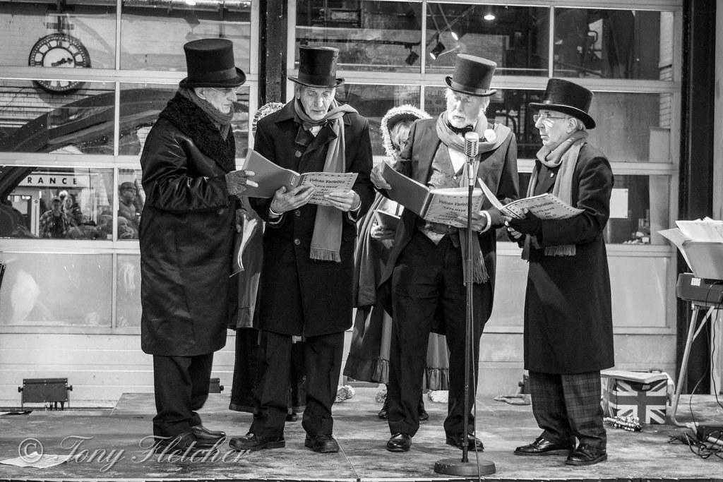 Victorian Carol Singers Victorian Carol Singers Kel Flickr