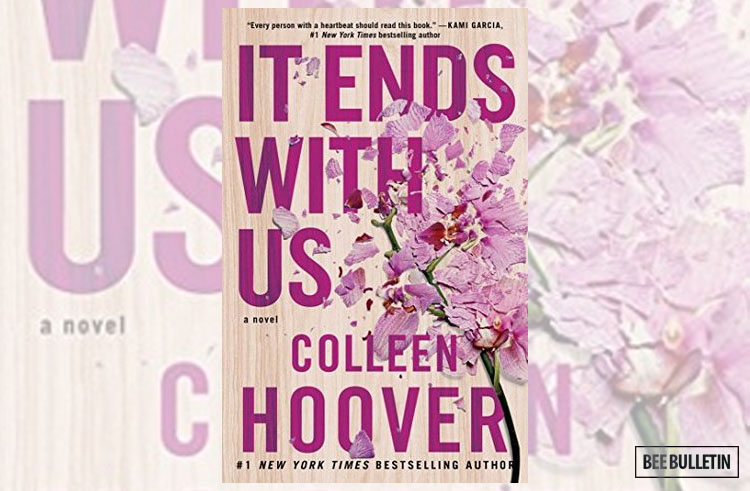 It Ends With Us by Colleen Hoover - Top 10 Best Books of 2016
