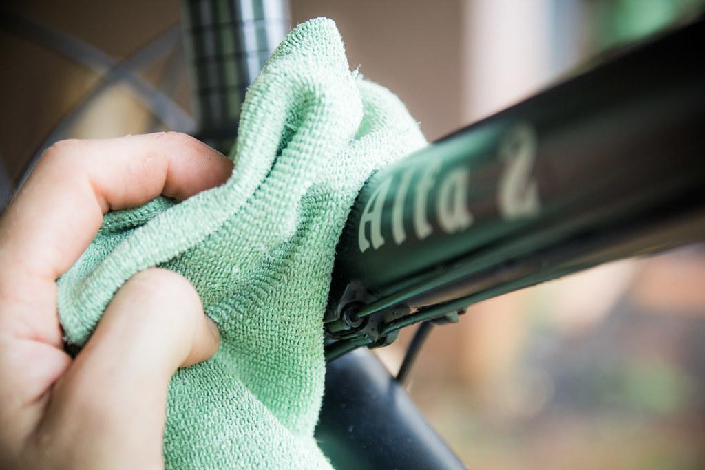 Fahrrad Richtig Pflegen Und Putzen Feel Free To Use This I Flickr