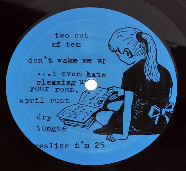 "RUSTY JAMES SAVE THE LAST DANCE FOR ME 12"" LP VINYL"