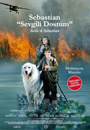 Sebastian: Sevgili Dostum - Belle et Sebastien: L'Aventure Continue (2017)