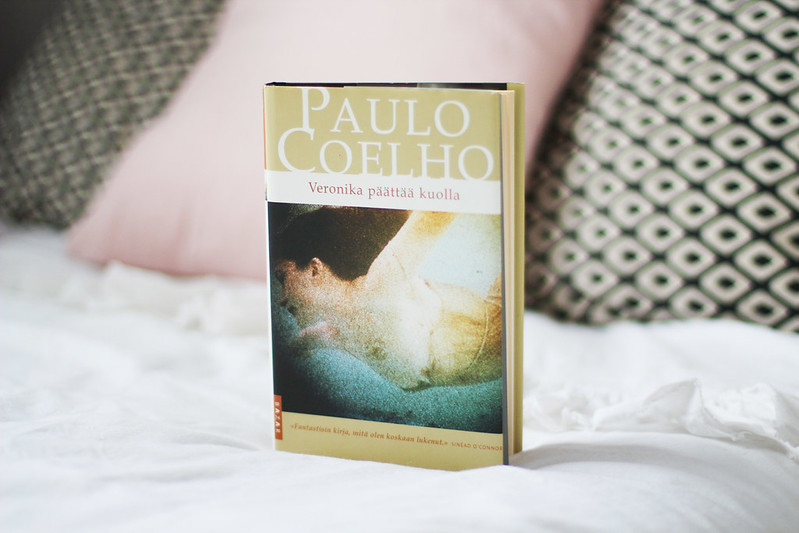 paulo coelho veronica päättää kuolla blogi 4