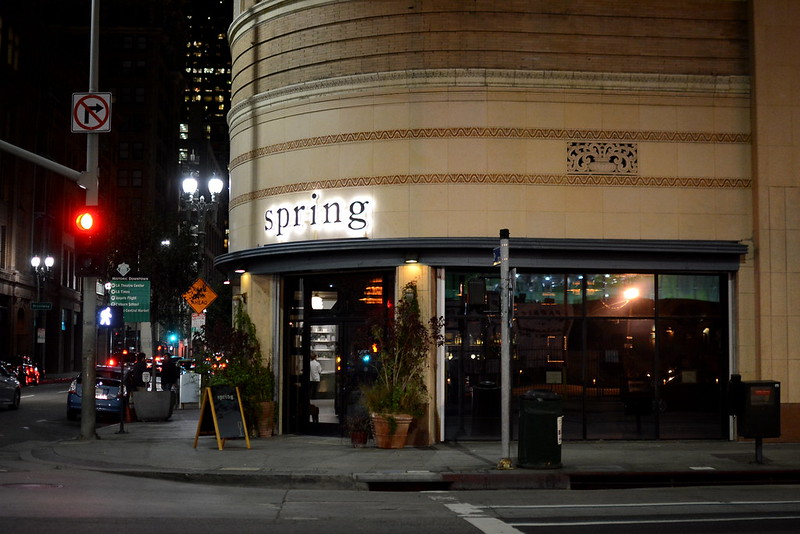 Spring Restaurant - Los Angeles (Downtown)