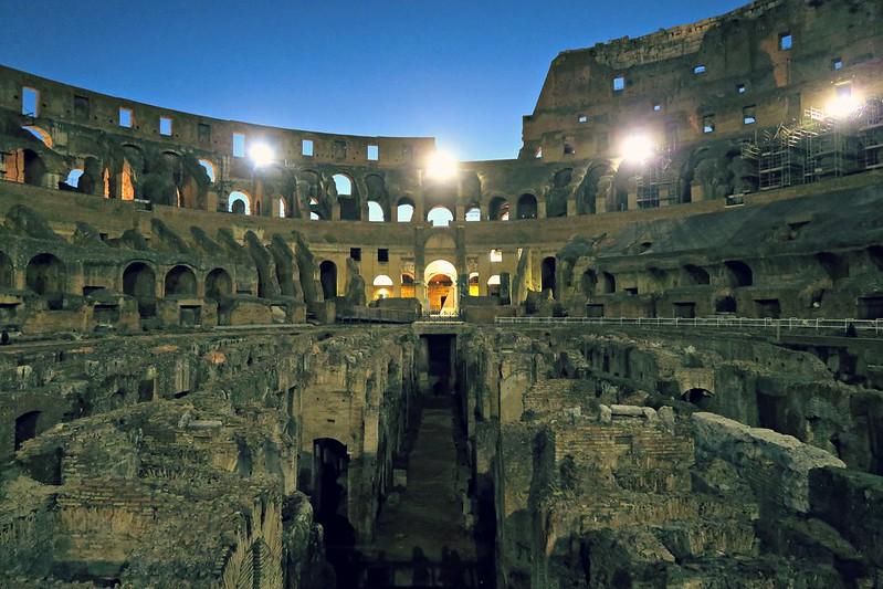 Coliseu - O que ver em Roma