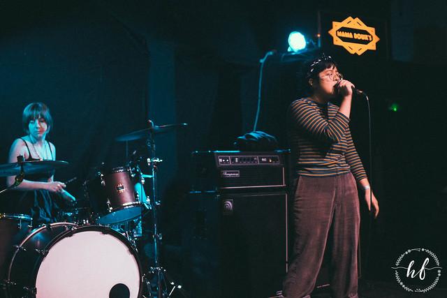 Crying - Mama Roux - 24/01/2017 - Birmingham