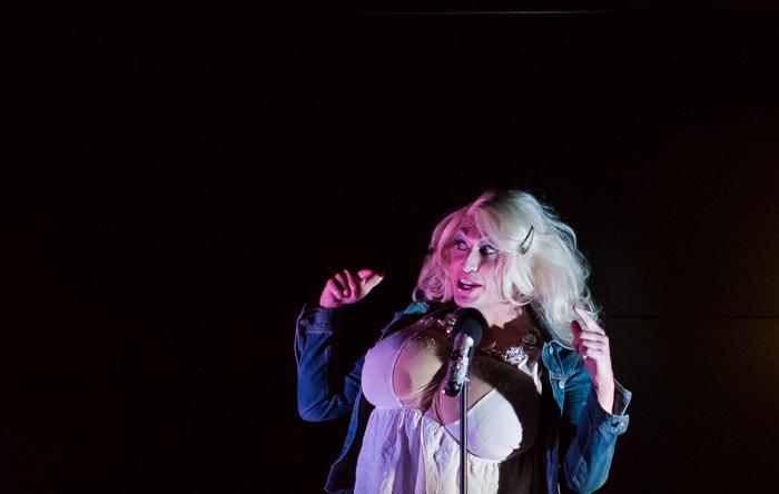 Silja Megastar esiintyjä dragshow divet show marko vaino drag queen
