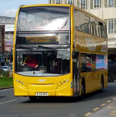 Plymouth Citybus 529 WJ65BYV