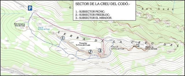 La Vall de Lord - Acceso -02- Sector Creu del Codó