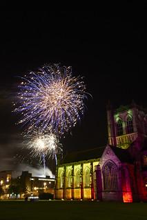 Paisley Fireworks Spectacular