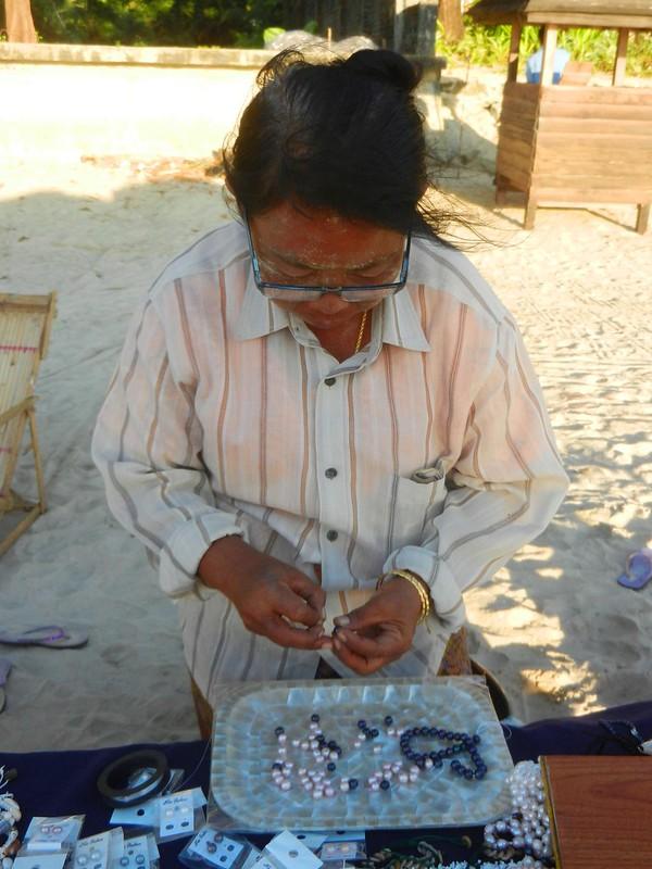 Жемчуг Мьянма