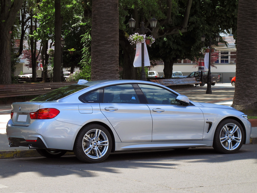 BMW 435i Gran Coupe M Sport 2016 | RL GNZLZ | Flickr
