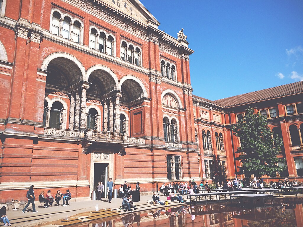 V&A Museum in London | by Daphne Groeneveld