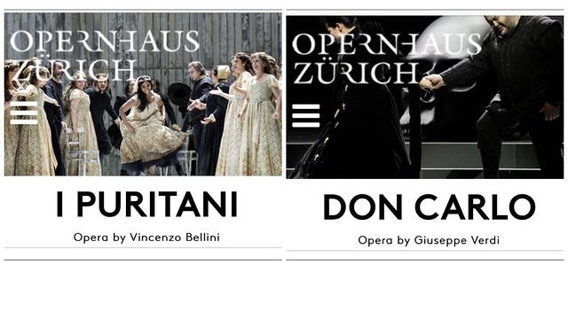 Éxito de cantantes mexicanos en la ópera de Zúrich