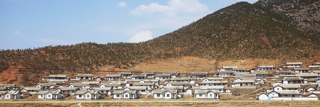 North Korean Commune