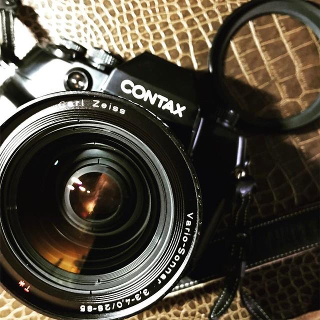 Contax Carl Zeiss Vario-Sonnar T* 28-85mm f3.3-4.0 迷之神變焦