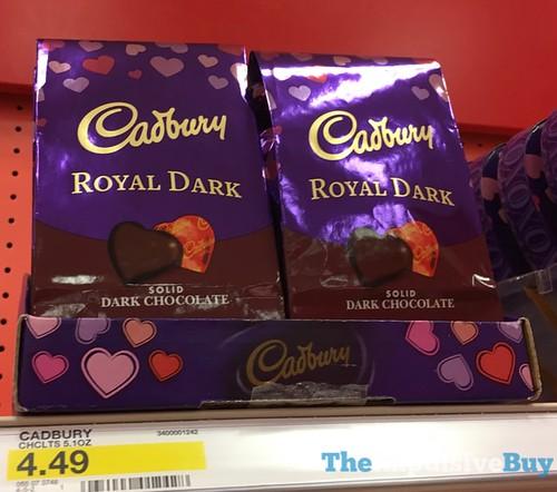 Cadbury Dark Chocolate Gluten Free